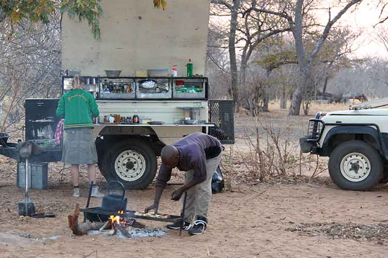 Botswana Comprehensive