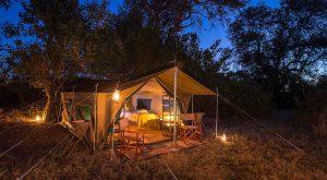 Luxury tent 1
