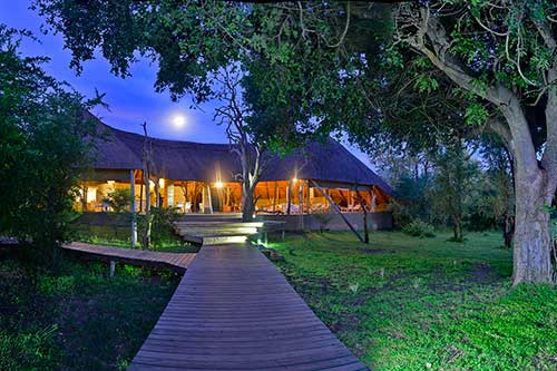 Vic Falls River Lodge