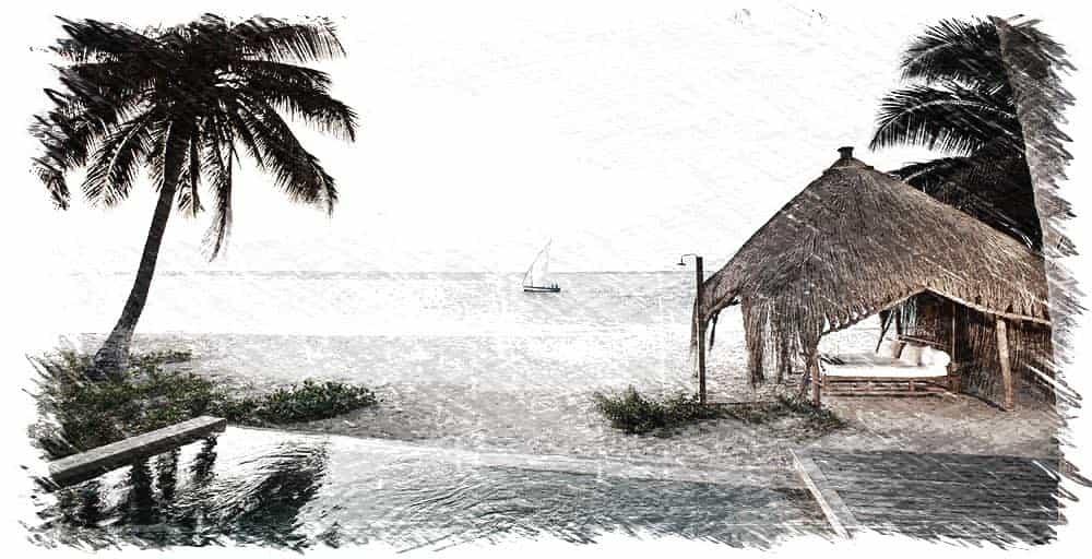 Benguerra Island Private Pool