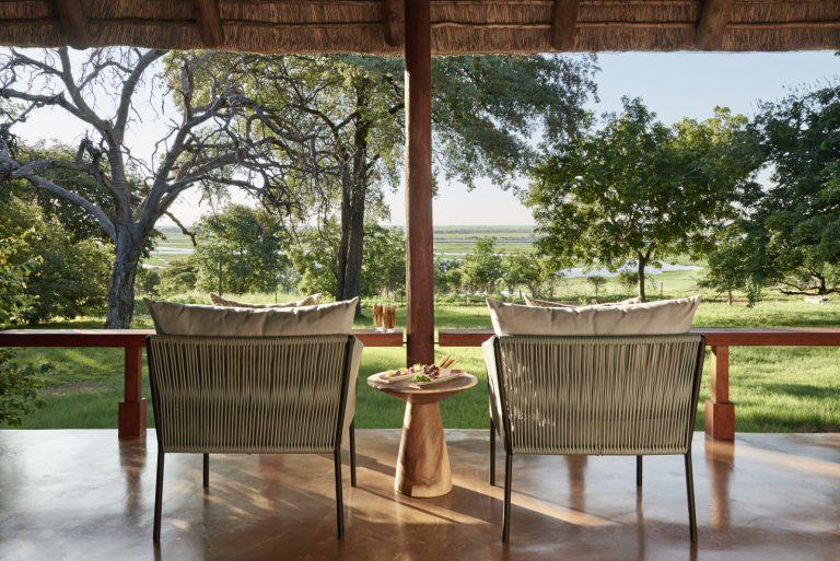 Botswana, Chobe National Park, Sanctuary Chobe Chilwero