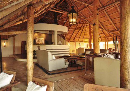 Africa; Zambia; Sanctuary Sussi and Chuma; Lounge