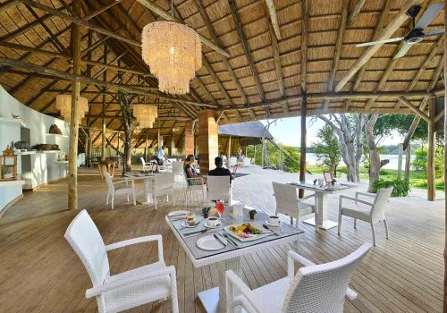 Victoria Falls River Lodge by Iky's Photographic